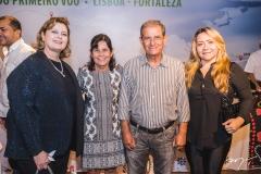 Roberta Boris, Luzia e Pedro Fonseca e Anita Erica