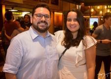 Inácio Aguiar e Dely Satiro