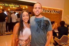 Isabelle Duarte e Gabriel Borges