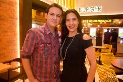 Jander Martins e Adriana Pinheiro