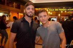 Mário Nascimento e Thiago Vasconcelos