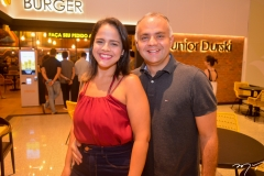 Marcela e Eugenio Lima