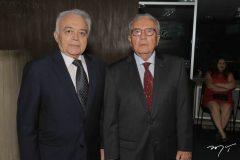 Flávio Leitão e Adolfo Marinho
