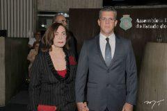Irene Bezerra e Adriano Caminha