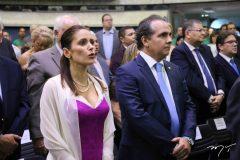 Manoela Queiroz e Ricardo Bacelar