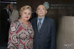 Marineide e Eduardo Fontes