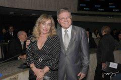 Verônica e Ricardo Caminha