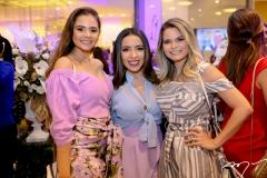 Beatriz Teles, Monique Benevides e Joelha Teles