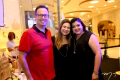 Daniel e Ana Cristina Joca, Viviane Almada