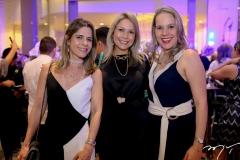 Karla Nogueira, Talynie Mihaliuk e Tati Arruda