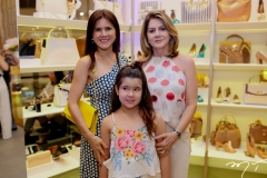 Lirnanda, Julia e Fernanda Goersch