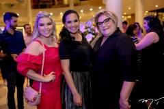 Nathalia Bischoff, Liliane Silveira e Denise Conger