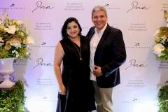 Viviane Almada e Tobias Barreto