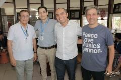 Ivon Levy, Erick Dias, Lincoln Davi E Rômulo Soares
