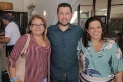 Neide Queiroz, Giliardo Sampaio E Alessandra Sá