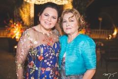 Ana Cláudia Martins e Clotilde Manta