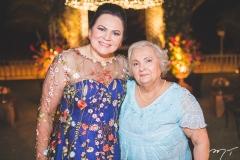 Ana Cláudia e Fátima Martins