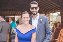 Bárbara Gonçalves e Rodrigo Oliveira