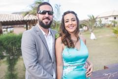 Carlos Eduardo e Natália Bucar