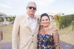 José Cláudio Alencar e Ana Cláudia Martins