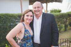 Sâmia Monteiro e João Philomeno