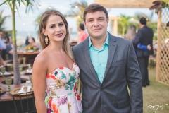 Samille Teixeira e Lucas Porto