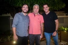 Davi Gomes, Paulo César e Ricardo Muhlert