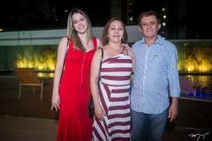Ellen e Ana Mourão e Jorge Lopes