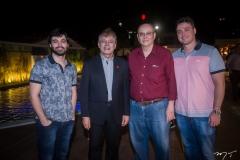 Otávio e Otacílio Valente, Ronald Parente e Ronald Parente Filho