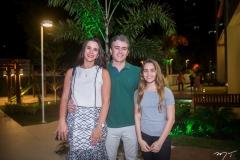 Vivian Ronaldo e Nicole Barbosa