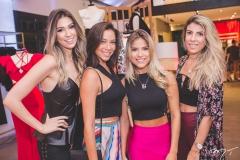 Alexia Duarte, Priscila Áfio, Lara Bezerra e Patrícia Santiago
