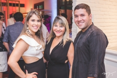 Amanda, Vera e Iury Costa