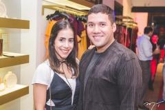 Gabriela Picanço e Iury Costa