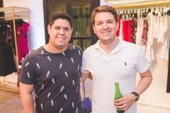Gilberto Sales e Caio Moreira