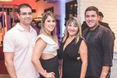 Hugo Ellery, Amanda Costa, Vera Costa e Iury Costa