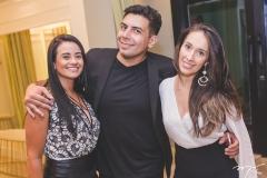 Juliana Alves, Júnior Catunda e Camila Farias