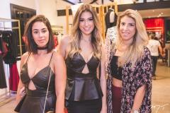 Lidiane Queiroz, Alexia Duarte e Patrícia Santiago