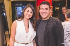 Milena Holanda e Iury Costa