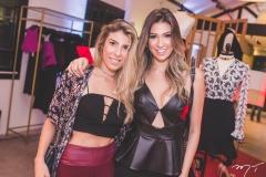 Patrícia Santiago e Alexia Duarte