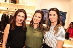 Elodi Pérignon, Carla Bensoussan e  Lara Rocha