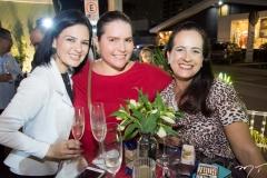 Alexandra Viana, Lilian Medeiros e Liliam Braz