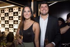 Carla Castelo Branco e Lucas Rodrigues