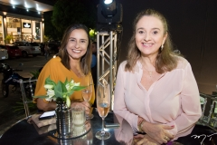 Paula Holanda e Helena Demis