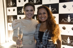 Renata Valentim e Nazaré Santiago