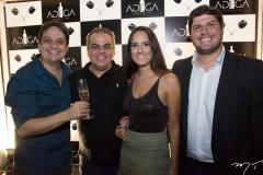Vicente Pessoa, Duda Barros, Carla Castelo Branco e Lucas Rodrigues