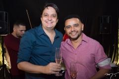 Vicente Pessoa e Rafael Costa