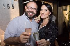 Victor Costa e Daisy Cavalcanti
