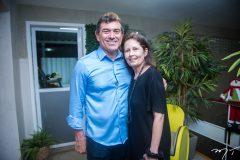 Alexandre Pereira e Tina Magalhães