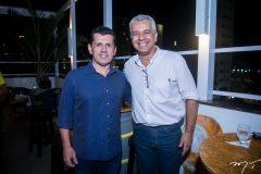 Erick Vasconcelos e Alberto Augusto