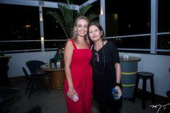 Leiliane Vasconcelos e Tina Magalhães
